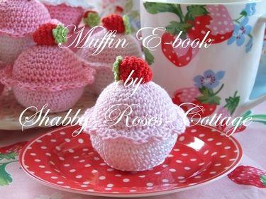 Crochet Cupcakes Crochet Amigurumi Toys Etc Pinterest