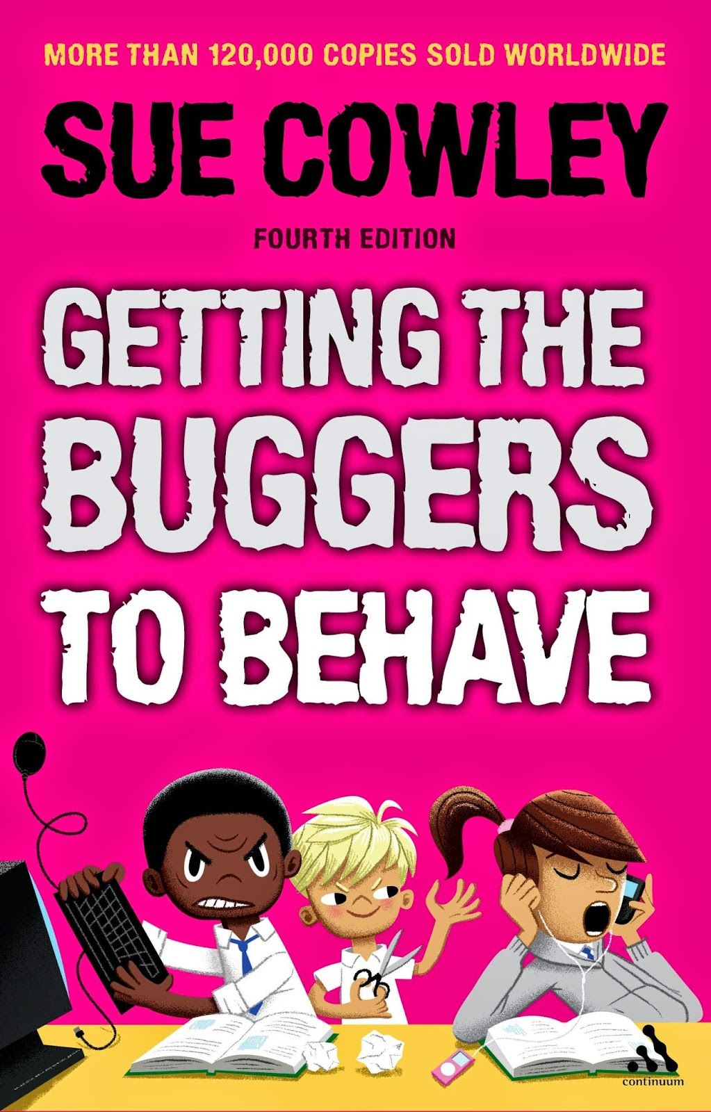 Free Download Or Read Online Getting The Buggers To Behave Pdf Book By Sue  Cowley About