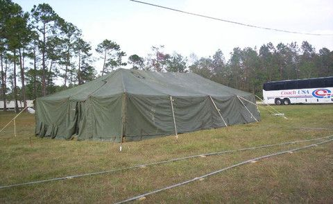 GP Medium Tent 16u0027 X ... & GP Medium Tent 16u0027 X 32u0027 | Military Surplus Tents | Pinterest ...