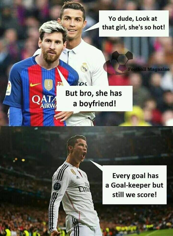 Hahaha Funny Soccer Memes Soccer Jokes Football Jokes