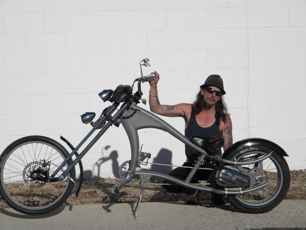 2005 Jesse James Schwinn Knuckle Thugs Bicycles Pinterest