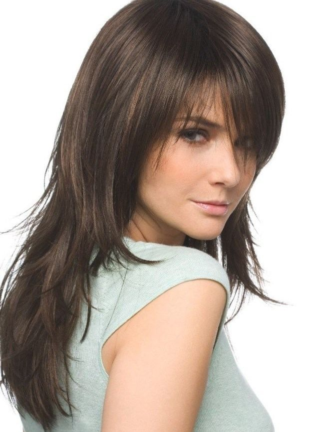 Epingle Par Nadjet Sur Cheveux Pinterest Hair Styles Long