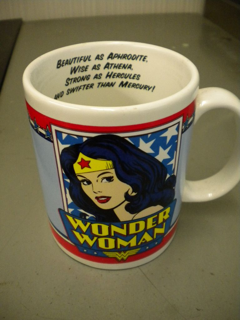 Feel Like A Wonder Woman Before Your Done Drinking Yur Coffee Yess