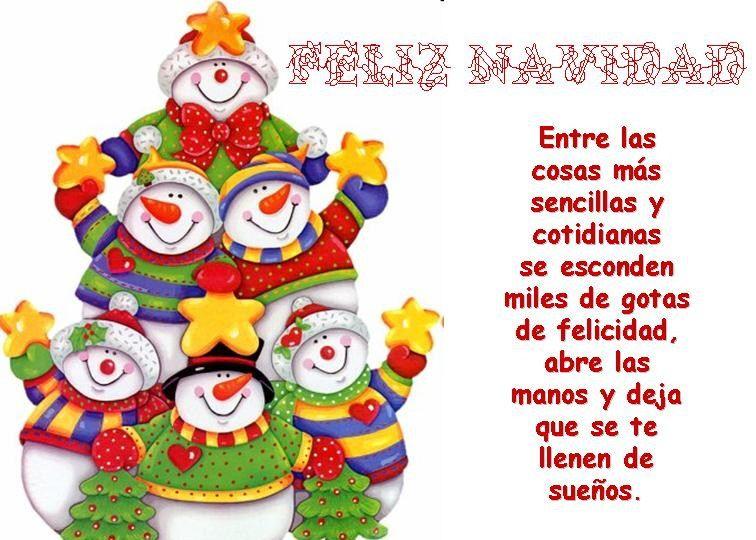 Navidad Y Buenos Deseos Jpg 756 540 Frases Navideñas Para Amigos Felicitaciones Navidad Tarjetas Feliz Navidad