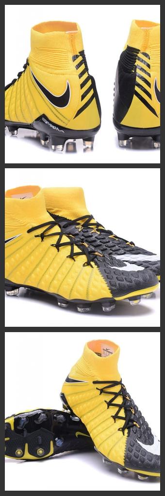 Giallo Nike Hypervenom Phantom Scarpa DF NeroScarpe 3 FG nmN08w