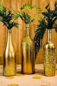 Resultado de imagem para botellas decoradas