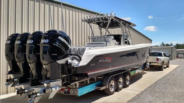 Used 2015 Nor Tech 392 Super Fish Orange Beach Al 36561 Boattrader Com Bass Boat Boat Used Boats