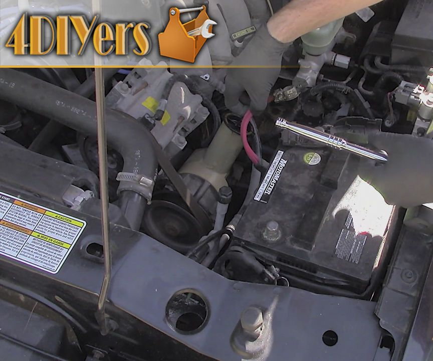 How to Change a Car Battery Car battery, Graphic card, Car