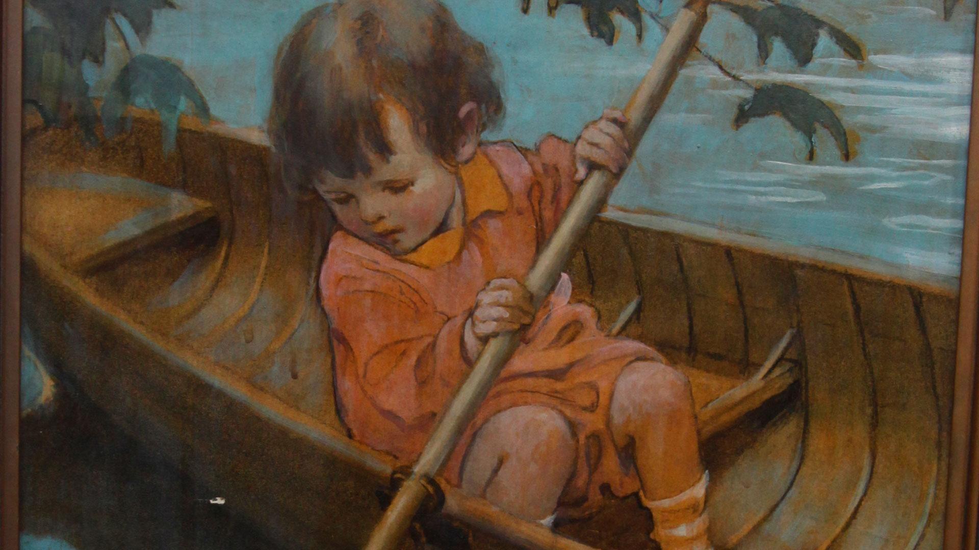 Jessie Willcox Smith (1863 - 1935, American) | Childrens