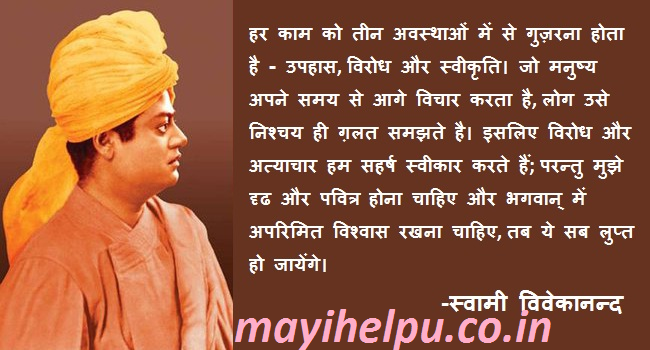 By Great Indian Saint VIVEKANANDA JI Thoughts of swami