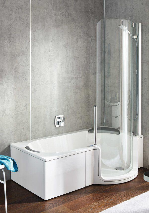 Badausstellung Potsdam Badewanne mit dusche, Badewanne