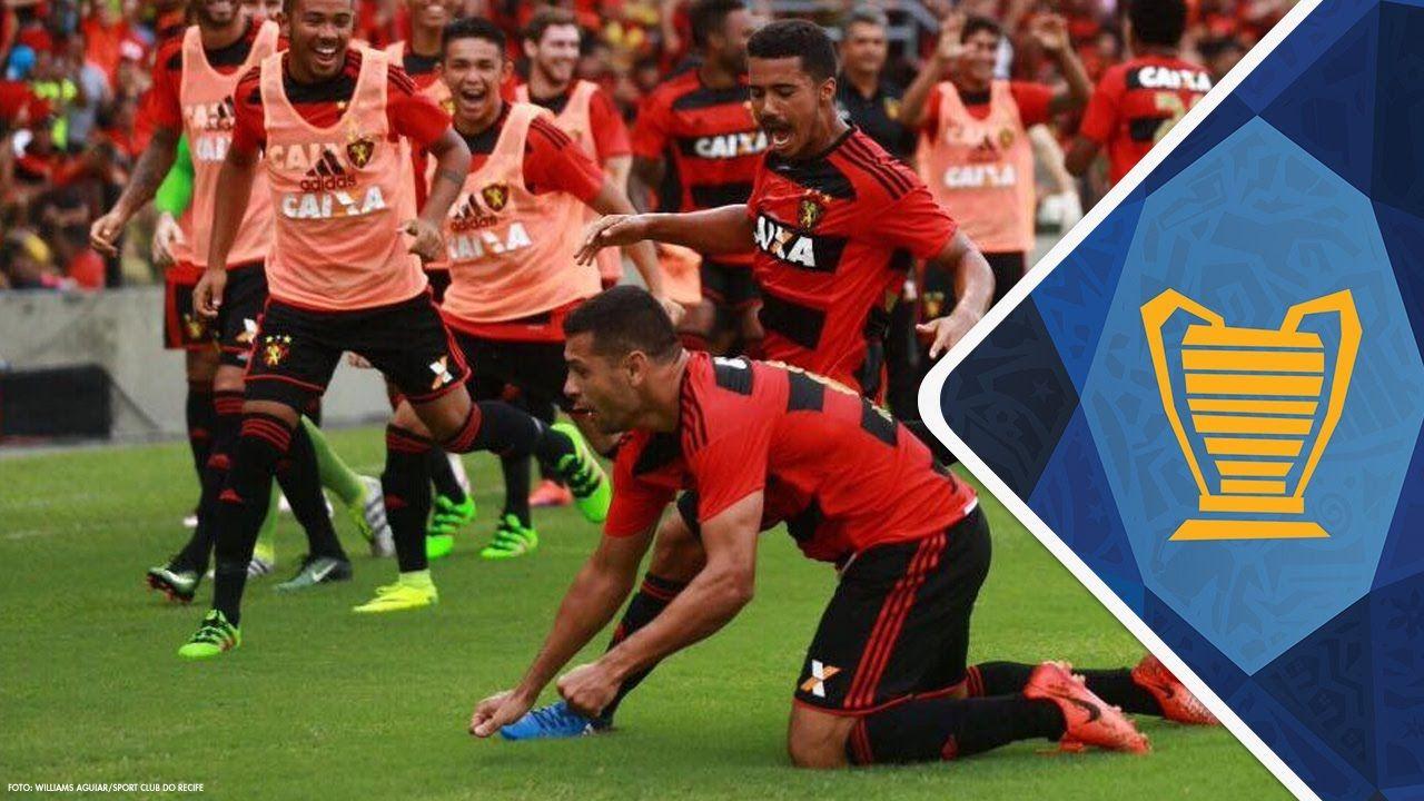 Melhores momentos Sport 3 (4) x (2) 1 Campinense Copa