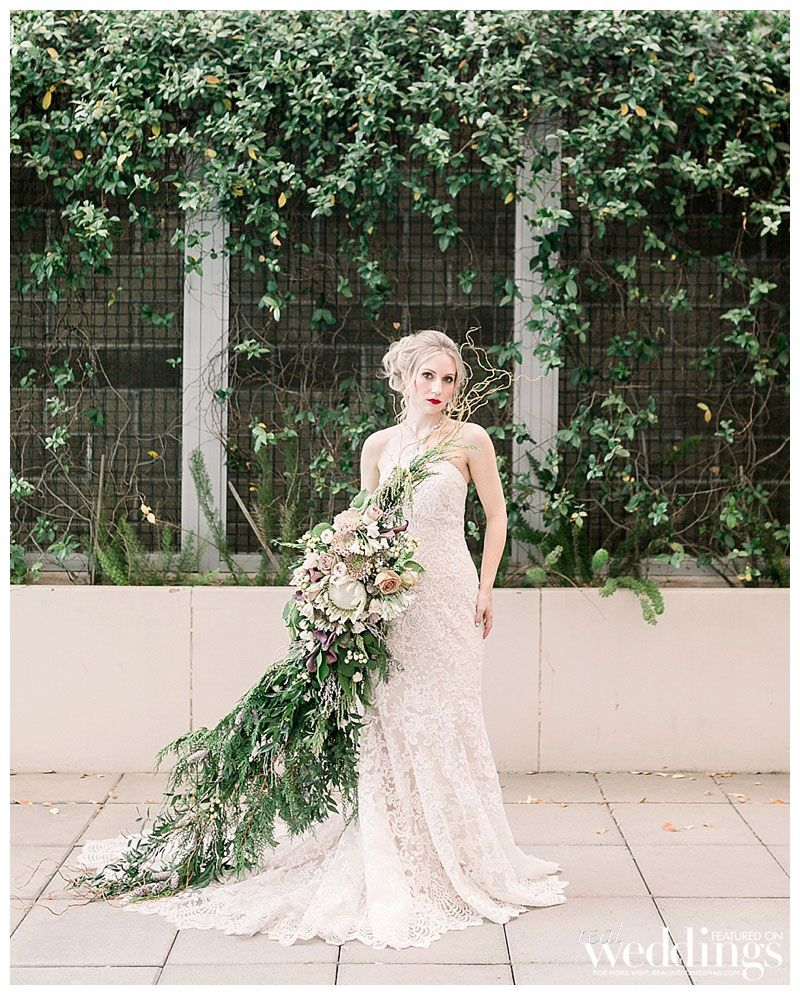 Sacramento Wedding Inspiration: Grand Dames {The Layout