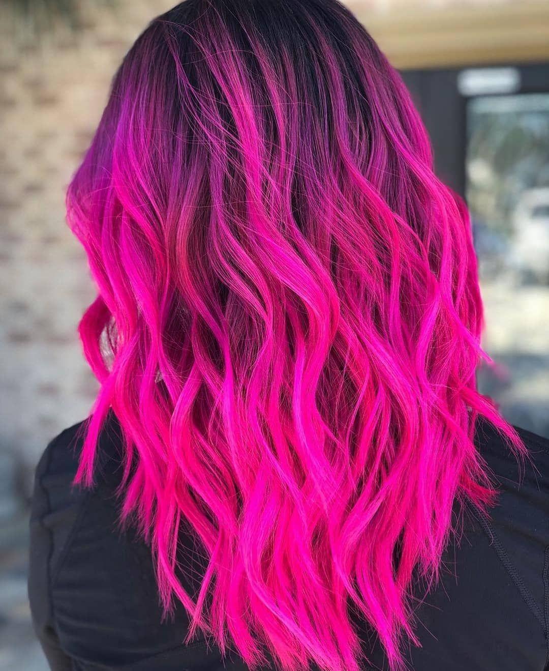Coloridosbr Vivid Hair Color Cool Hair Color Bright Hair Colors