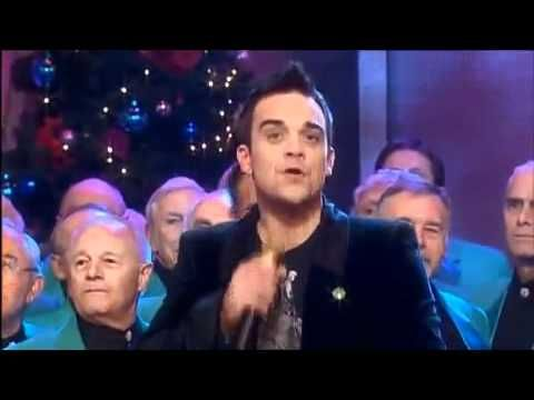 robbie williams sings white christmas with ant dec youtube - Youtube White Christmas