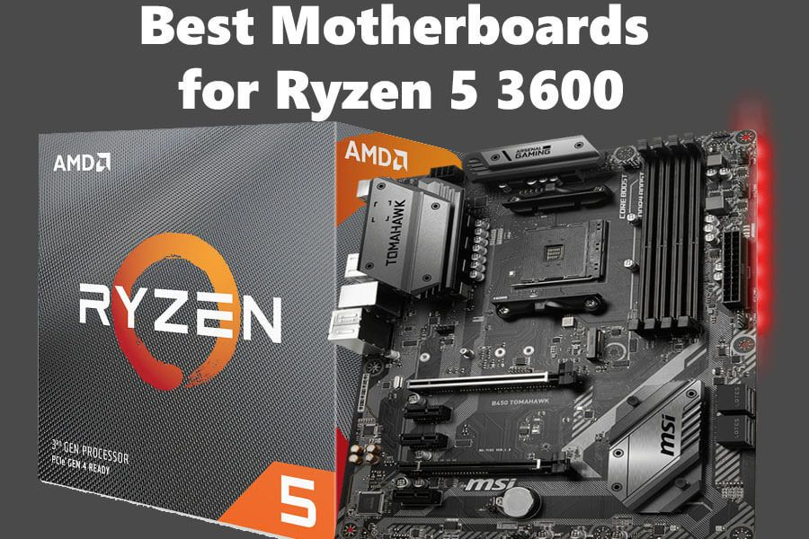Best Motherboards For Amd Ryzen 5 3600 In 2020 In 2020 Motherboards Gaming Pc Build Motherboard