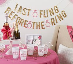 It's the last fling before the ring and our bachelorette party supply kit has everything you need to prepare for a memorable night!