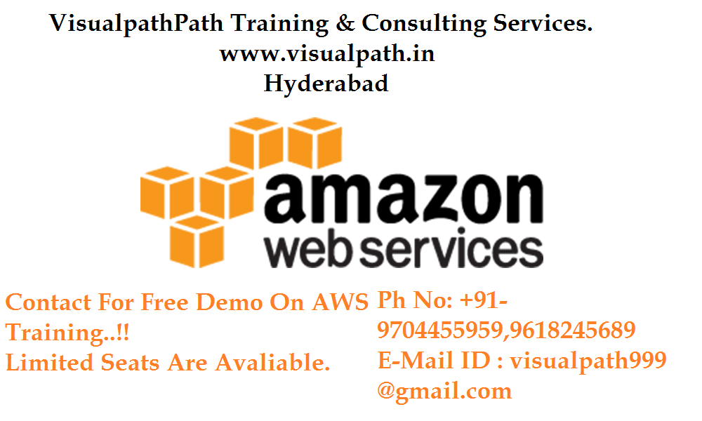 Visualpath Hyderabad provides realtime and placement