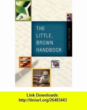 The little brown handbook 10th edition 9780321389510 h ramsey the little brown handbook 10th edition 9780321389510 h ramsey fowler fandeluxe Images
