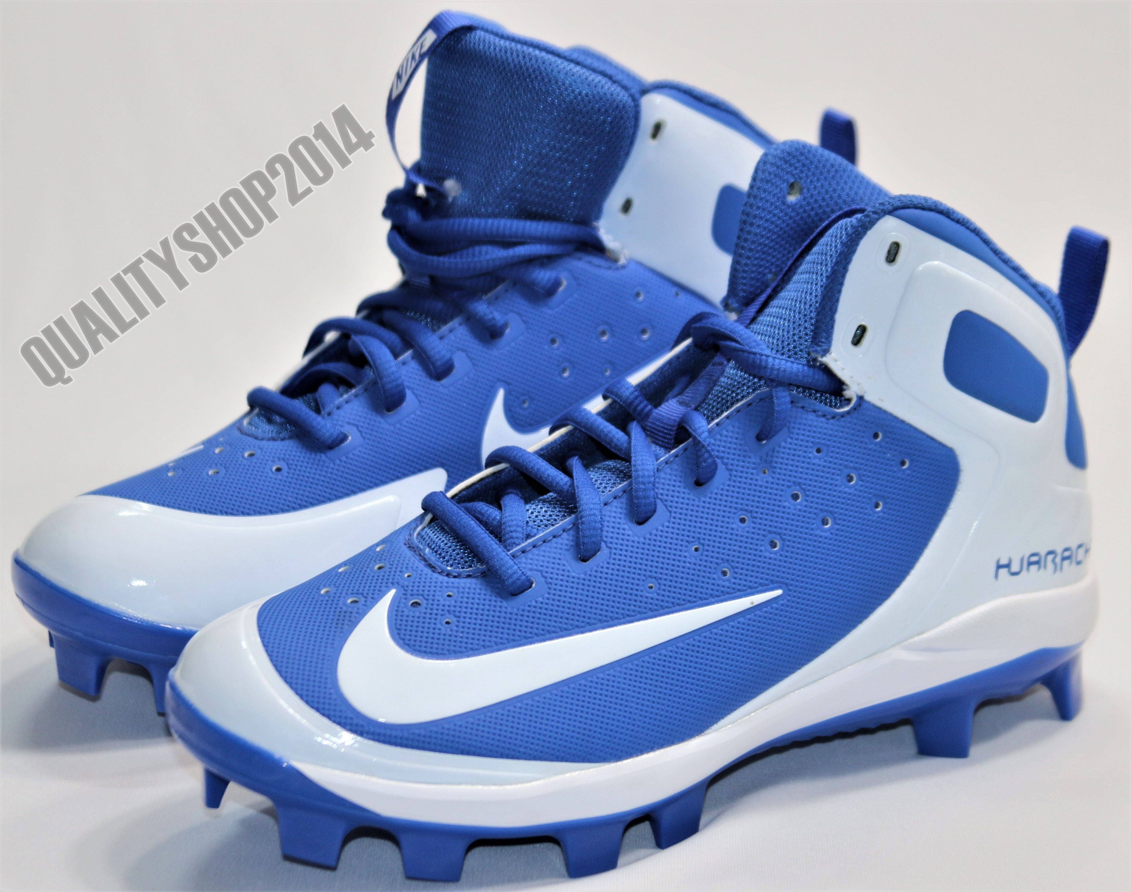 red nike youth football cleats