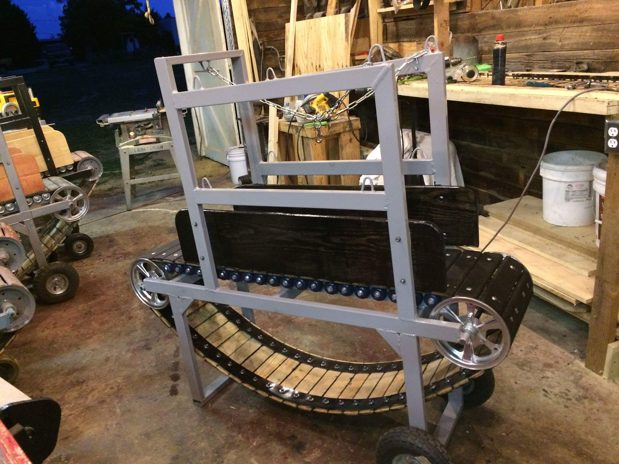 Slat Mill Made By A Nice Guy In Bama Gonna Get One Someday