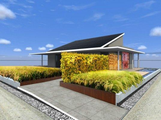 Japan's Omotenashi House to Promote a Self-Sufficient Lifestyle at 2012 Solar Decathlon Europe   Inhabitat - Sustainable Design Innovation, Eco Architecture