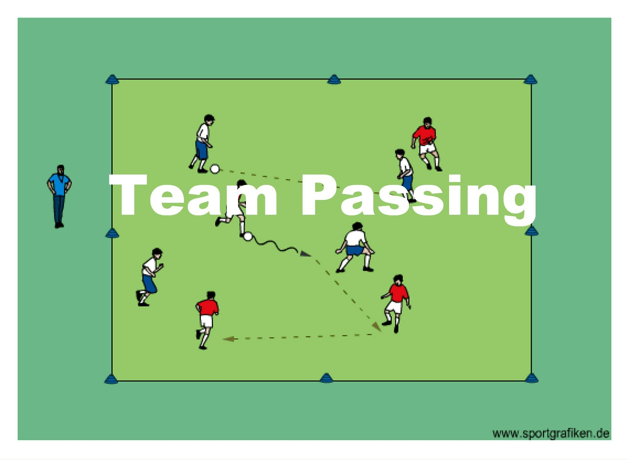 Http Www Top Soccer Drills Com Team Passing Html U12soccerpassingdrills U12 Soccer P Soccer Drills For Kids Soccer Practice Drills Soccer Coaching Drills