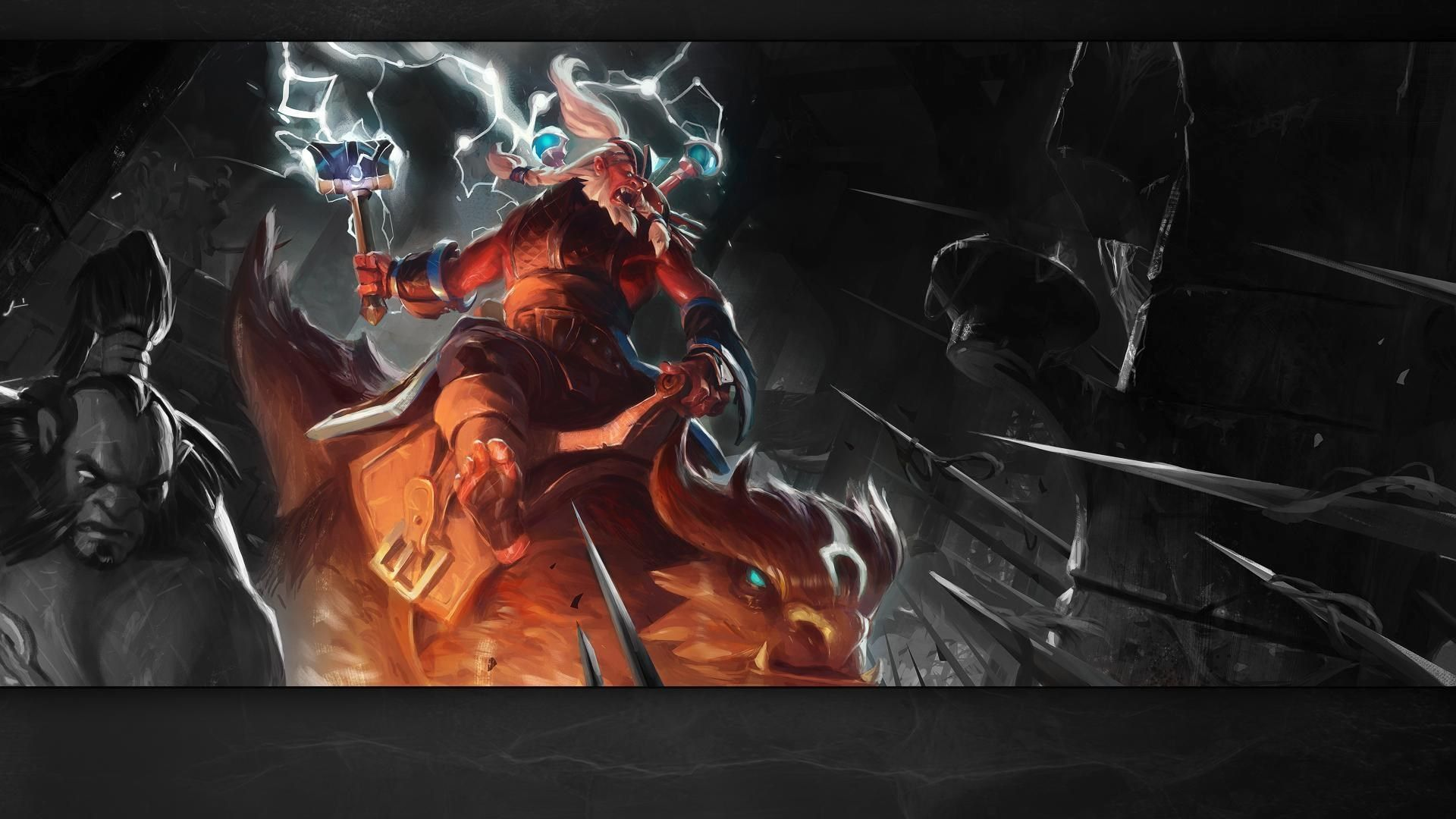 hdq images dota 2 wallpaper by buck smith 2017 03 26