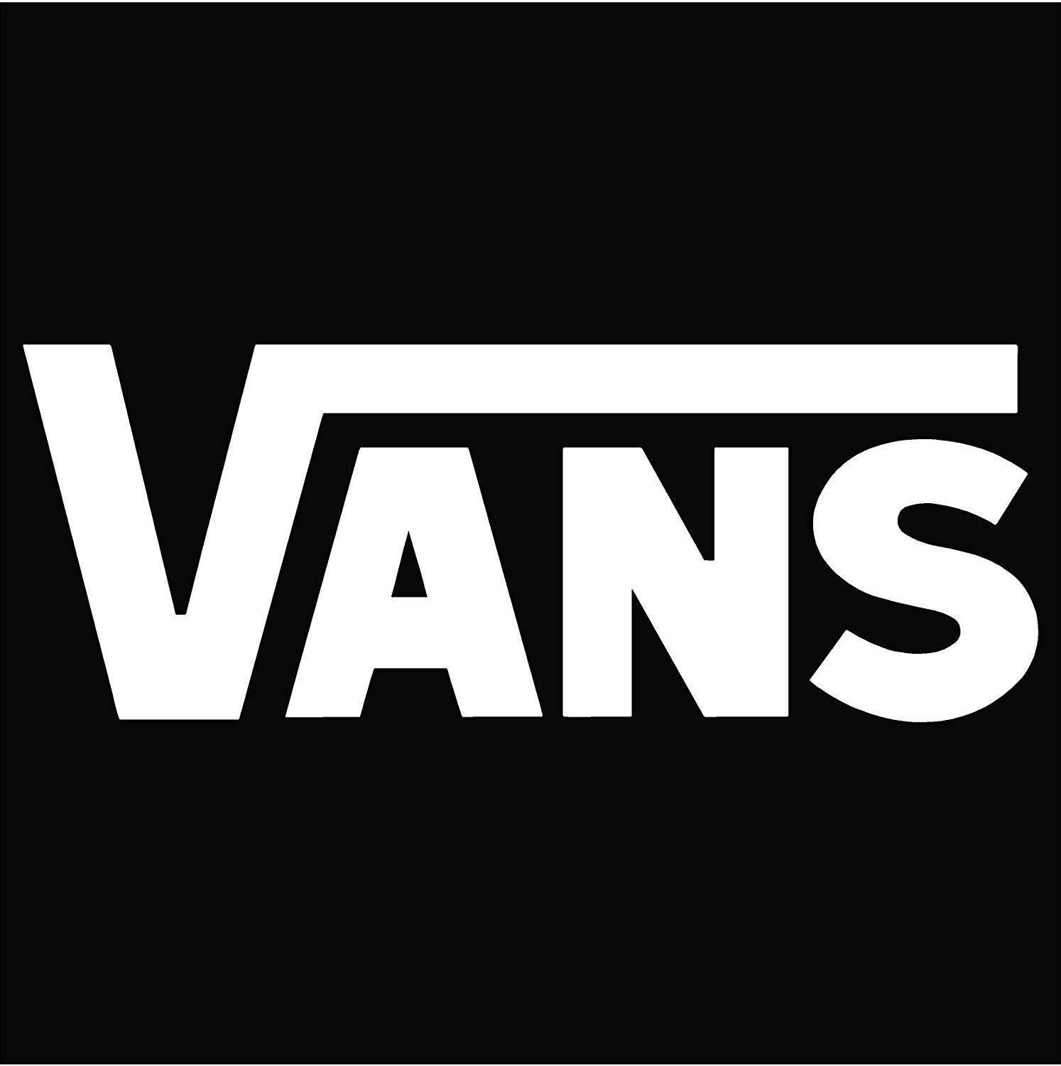 The V In The Vans Logo Looks Like The Square Root Sign Vans Logo