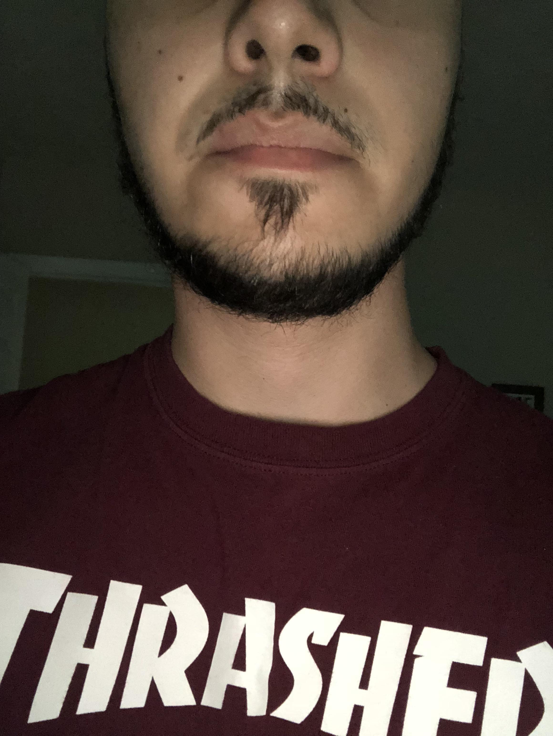 Mens Beard Styling