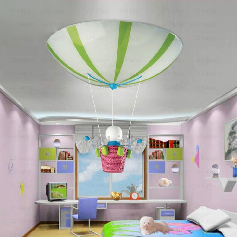 Cute Doll Pendant 3 Light Kids Bedroom Ceiling Lights Kids Bedroom Lights Kids Ceiling Lights Bedroom Ceiling Light