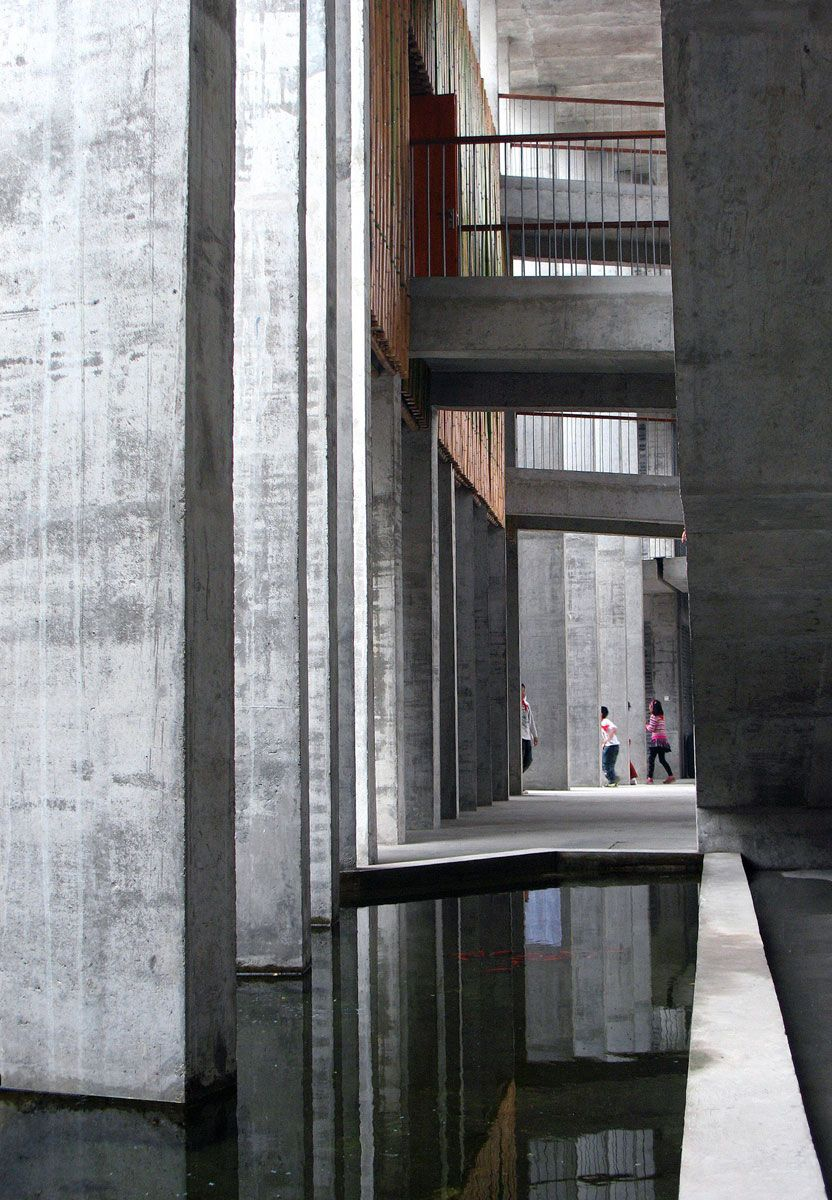 XiaoQuan Elementary School TAO (TRACE ARCHITECTURE OFFICE)