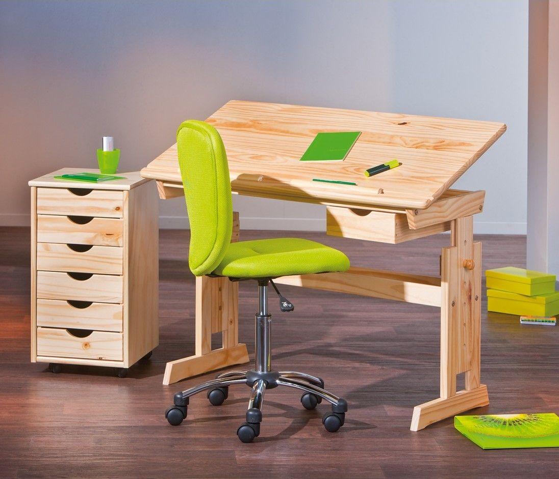 Chaise De Bureau Design Pour Enfant Ado Coloris Vert A Roulettes Chaise De Bureau Design Chaise Bureau Bureau Design
