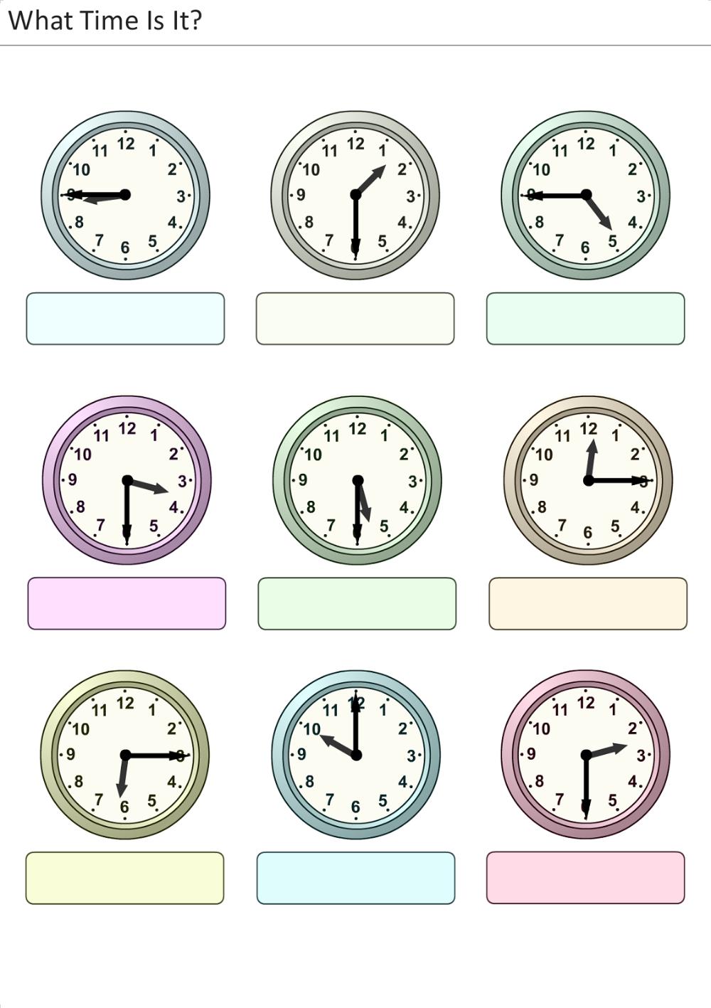 Clock Worksheet For Kindergarten Google Search Clock Worksheets Learning Clock Clock [ 1417 x 1000 Pixel ]
