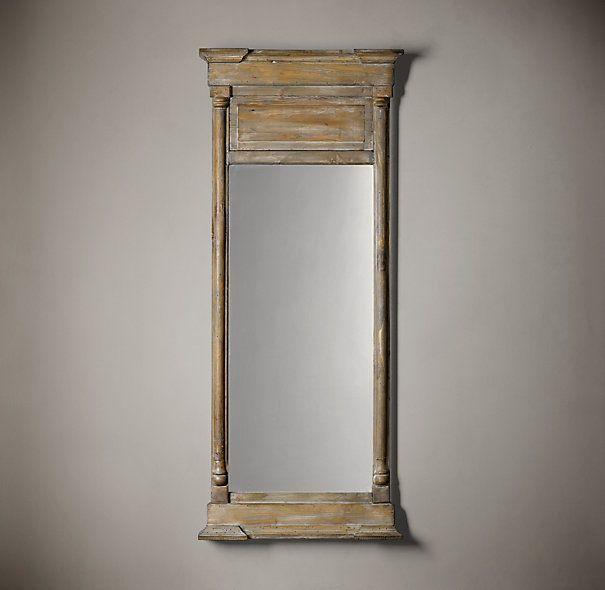 Restoration Hardware Trumeau Mirror