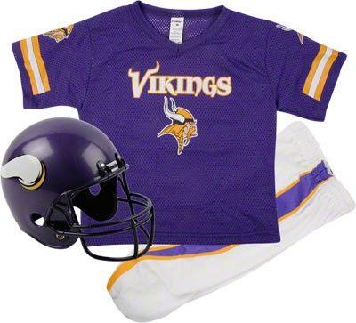 7c728477b Minnesota Vikings Kids/Youth Football Helmet Uniform Set #vikings #nfl # minnesota