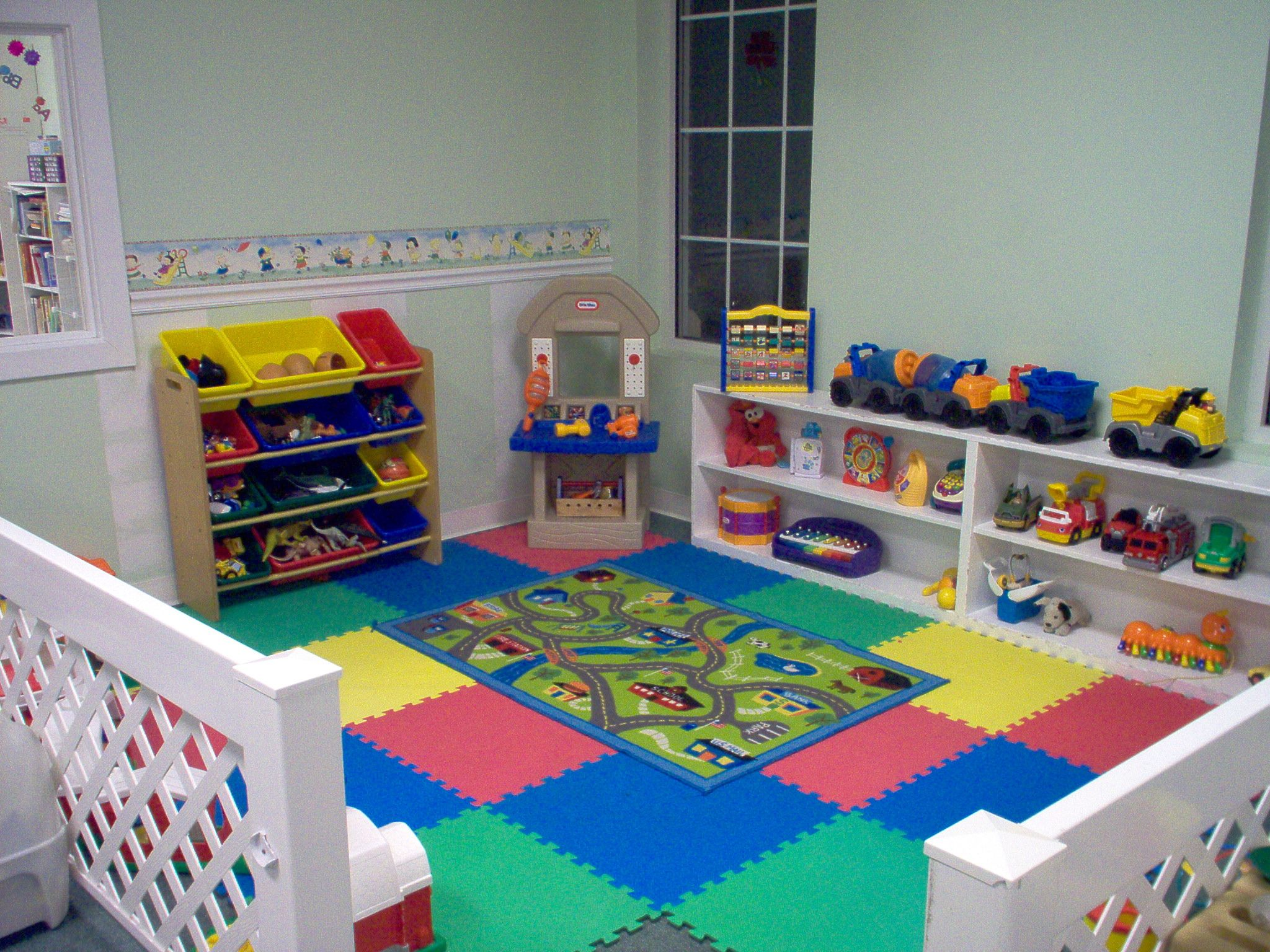 Kids Play Area At Home Ideas