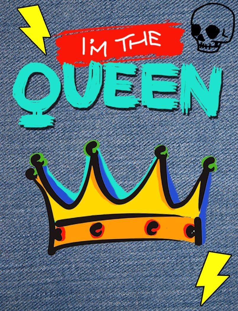 Diseño I'm the Queen