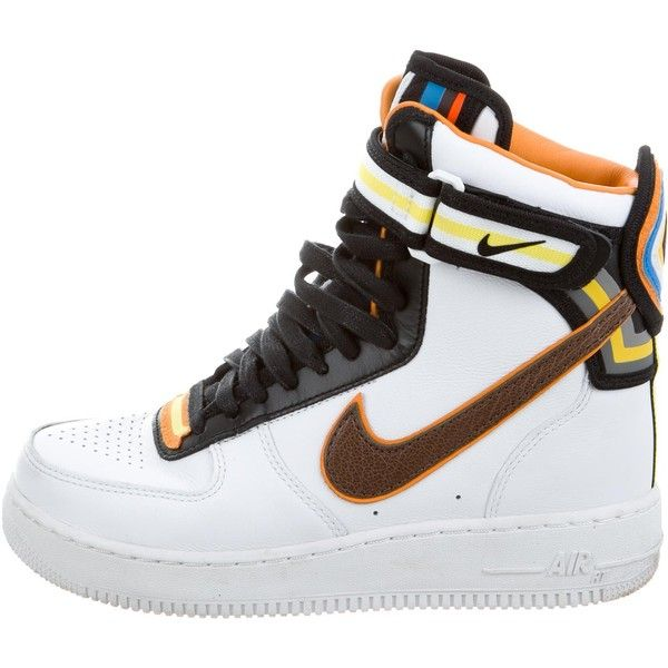 Pre-owned - Leather high trainers Nike by Riccardo Tisci EL9MI
