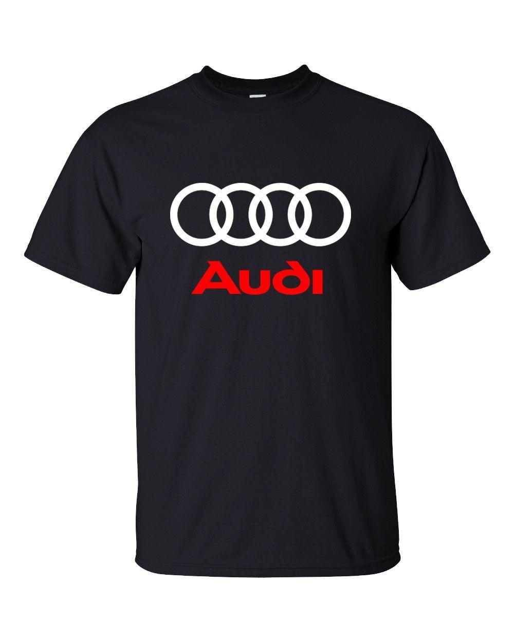 c05424de Audi T-Shirt | Products | T shirt, Shirts, Mens tops