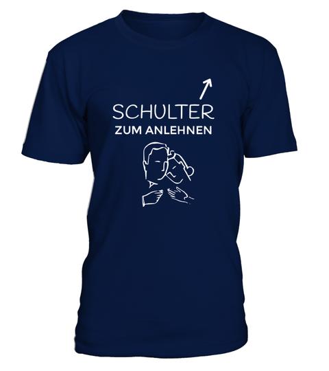 schulter zum anlehnen - Rundhals T-Shirt Unisex #Shirts #