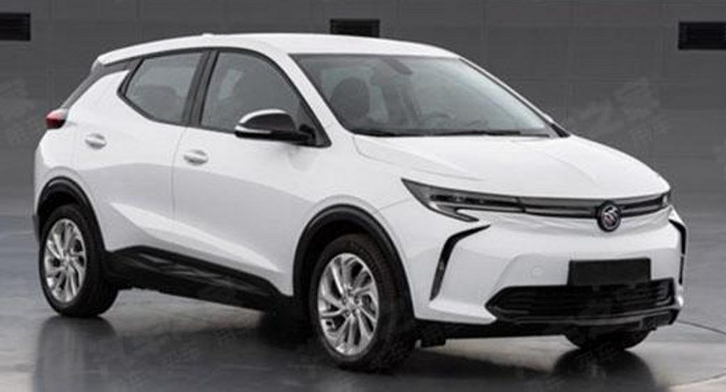 Chevys Bolt-Based Crossover Surfaces In China As The Buick Velite 7