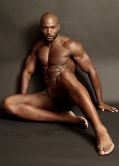 Black men sexy feet