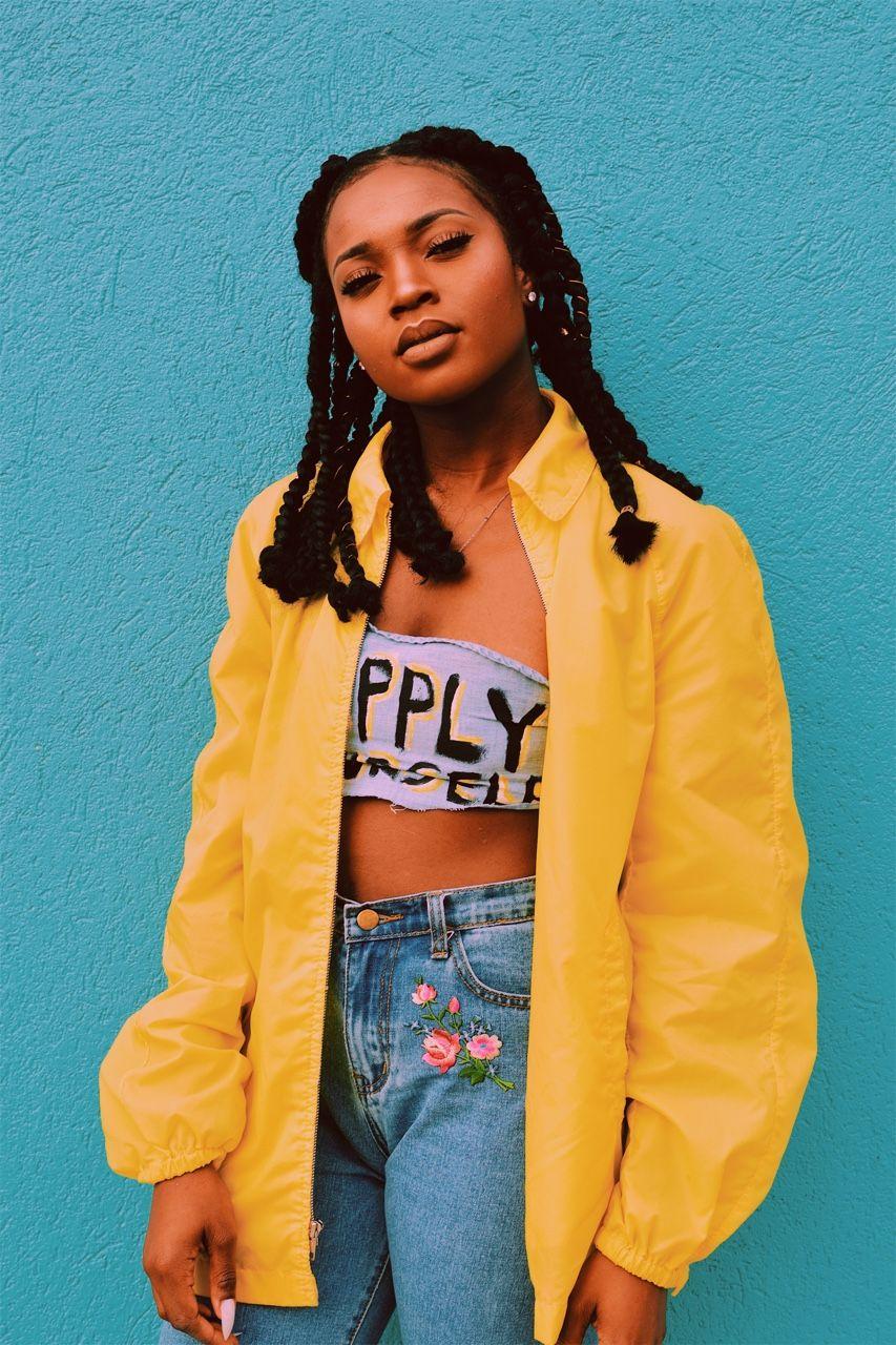 BLACK FASHION | Hair | Pinterest | 90s fashion, Black ...