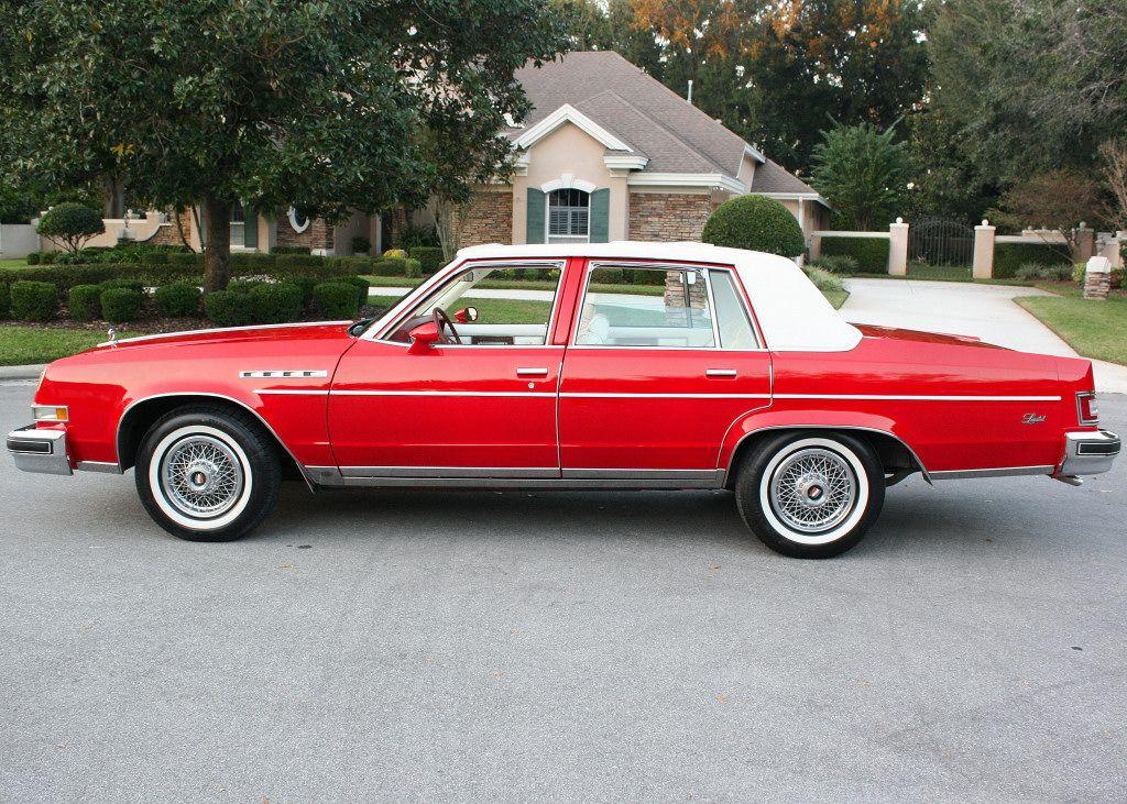 1978 Buick Electra Limited 4 Door Sedan Buick Electra Buick Classic Cars