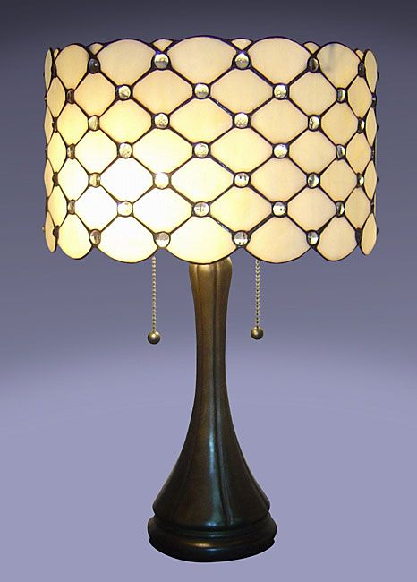 Fancy This Modern Take On A Chic Tiffany Style Lamp Design Your