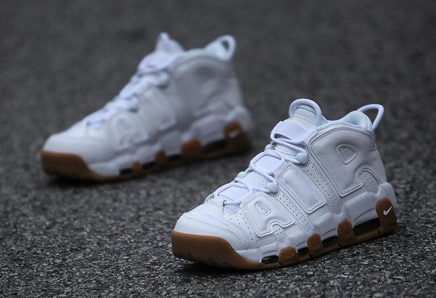 """Nikeblog.com on Twitter: """"The Air More Uptempo is clean and crisp in white leather. https://t.co/jZvMU5AheG https://t.co/HvqqjdiUsY"""""""