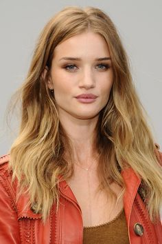 Golden Blonde Hair Color Picture