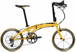 A Blink Of An Eye Is Slower Dahon Vector X27h Folding Bike