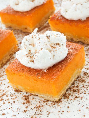 Kelly Amp Michael Nicole Murphy S Pumpkin Pudding Crunch